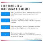 4 dấu hiệu của một chiến lược gia Đại dương Xanh